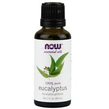 NOW Foods Eucalyptus Oil 100% Pure & Natural - 1 oz