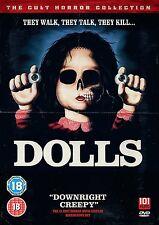 Dolls  (DVD)     **Brand New **    Horror