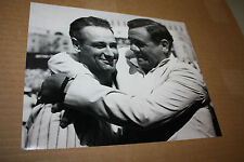 NEW YORK YANKEES BABE RUTH & LOU GEHRIG UNSIGNED 8X10 PHOTO YANKEE LEGENDS!