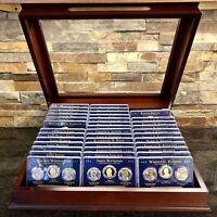 U.S. Presidential Coins, By PCS. Minted In Denver, Philadelphia & San Francisco