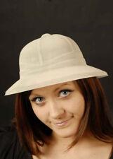 Beige Australian Outback Explorer Pith Helmet