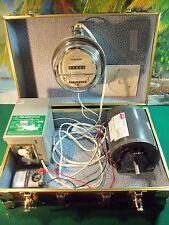 PORTABLE KVAR ENERGY SAVING SYSTEM DEMO KIT w/DVD