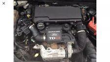 FORD FIESTA MK6 FUSION 1.4 TDCi F6JA F6JB Complete Engine 60k Genuine 02/08