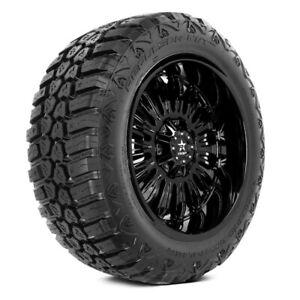 1 RBP Repulsor M/T RX 285/65R18LT 125/122Q 10-Ply/E Off-Road Truck Mud Tires