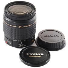 Canon EF 28-80mm USM for EOS 650D 60D 1300D 550D 50D 6D 5D Mk II III IV 7D 1200D