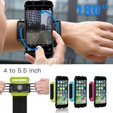 180° Rotate Sport Running Jogging Wrist Band Bag Case Holder Universal For Phone