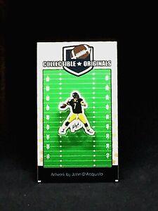 Pittsburgh Steelers Ben Roethlisberger lapel pin-Classic Collectible-BIG BEN!