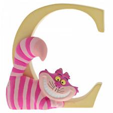 Disney Enchanting Alphabet 3D Letter C Cheshire Cat Alice Wonderland A29548 Gift