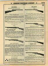 1935 ADVERT Remington Derringer Benjamin Daisy BB Gun Air Rifle Buzz Barton Buck