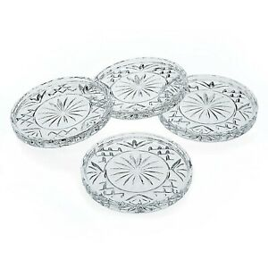 Godinger Dublin Set of 4 Coasters