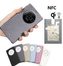 For LG G4 Quick Circle Flip Battery Cover Case w/ NFC QI Wireless Charging Chip