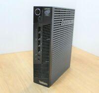 Lenovo Think m32 Thin Client Intel Celeron 847 1.1GHz 2GB 8GB Flash