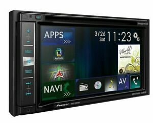 Pioneer AVIC-5201NEX Navigation & Media Receiver 6.2 WVGA Touchscreen Display