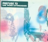 Prefuse 73 - One Word Extinguisher Digipack (Warp Records) Cd Perfetto