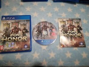 For Honor ps4 ITA