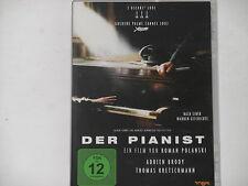Der Pianist - (Adrien Brody, Thomas Kretschmann) DVD