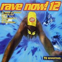 Rave Now! 12 (1998) DJ Sakin & Friends, Diver & Ace, Pulsedriver 3, Koa.. [2 CD]