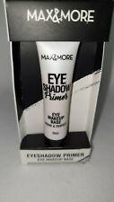 39,9€/100ml Max & More Prime & Perfect Eyeshadow Base Lidschatten Grundierung