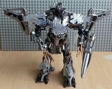 Transformers Movie Best Buy Exclusive Voyager Metallic Megatron
