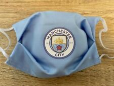 Football Face Mask Manchester City Adult Child Face mask .EXCELLENT QUALITY.