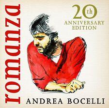ROMANZA - BOCELLI,ANDREA   CD NEW! SARTORI/BOCELLI/DALLA/FORNACIARI/FARINA/+