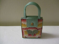 Garden Party Handbag - Mint in Box