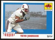 2003 Topps All American Teyo Johnson RC #118 Stanford