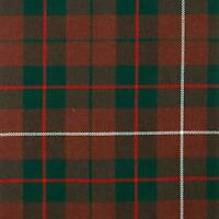 Douglas Ancient Modern Tartan Fabric 16oz 100/% Pure Wool