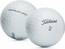 24 Mint Condition Titleist Pro V1 and Pro V1x Golf Balls Used AAAAA - FREE SHIP