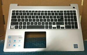 Genuine Dell Inspiron 15 5570 5575 Laptop Palmrest US Backlit Keyboard M1FJK MK