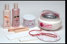 Depileve Professional Wax Kit For Face And Body