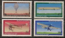 STAMP / TIMBRE ALLEMAGNE GERMANY SERIE N° 811 A 814 ** AERONAUTIQUE