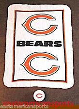 Chicago Bears NFL 11 x 17 Magic Tablet Rally Fan Towel Golf Hand Bath Wash Cloth