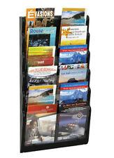 porta brochure da Muro a 12 tasche A5 x agenzia viaggi ditta negozio fiera hotel