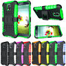 Heavy Duty Gorilla Shockproof Stand Case Cover Military Builder for Mobile Phone