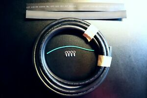 CNC VFD Cable 20ft 16/4 Double Shielded For Spindle .8Kw 1.5Kw 2.2Kw 4Kw 4.5Kw