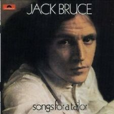"""JACK BRUCE """"SONGS FOR A TAYLOR"""" CD NEW"""