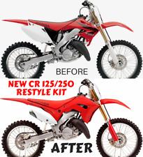 Honda Restyle Plastic Kit CR 125 / 250 2002 - 2007 OEM Red 90772 Motocross