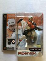 New McFarlane NHL Series 4 JEREMY ROENICK Figure Philadelphia Flyers White