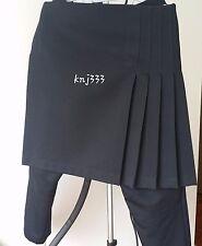 COMME DES GARCONS pleated kilt pants REI KAWAKUBO