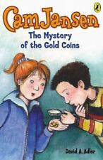 Cam Jansen: The Mystery of the Gold Coins 5 by David A. Adler (2004, Paperback)
