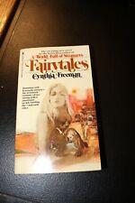 1978 Vintage Paperback Book Fairytales by Cynthia Freeman Bantam VG+