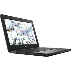 Dell Chromebook 11 3000 3100 11.6  Touchscreen 2 in 1 Chromebook - HD - 1366 x 7