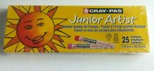 Sakura Xep25 Cray-Pas Junior Artist 25 Pack Color Oil Pastel Set Art Draw New!