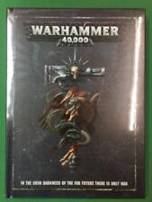 Warhammer 40000  40K Hardback Rulebook 8th Edition NEW Sealed