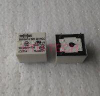 V23061-A1007-A302-X113 Power Relay 10A 24VDC 4 Pins x10PCS