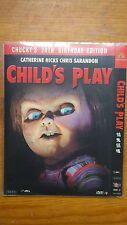 Child's Play Chucky DVD Mandarin Language Version China with Multi-subtitles
