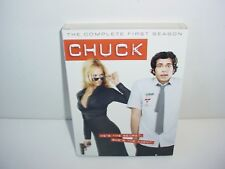 Chuck The Complete First Season DVD Movie