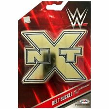 """WWE Championship NXT Champion Easy Clip-On Belt Buckle """"NEW"""" """"FREE SHIPPING"""""""