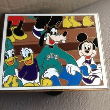 Disney Pin Trading University Yearbook Goofy Pep Rally LE 300 #62557